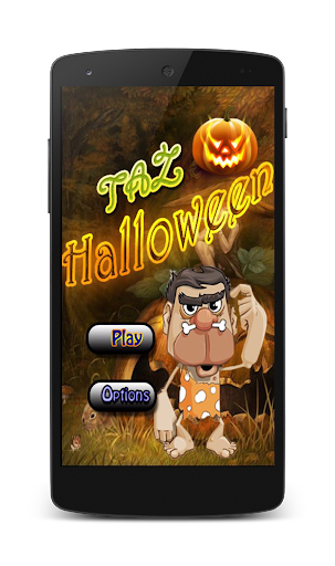Halloween Taz Hungry Games