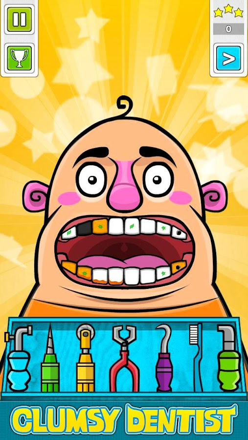 Clumsy Dentist - Fun Games- screenshot