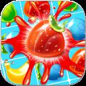 Juice Fruit Pop 2: Match 3 icon