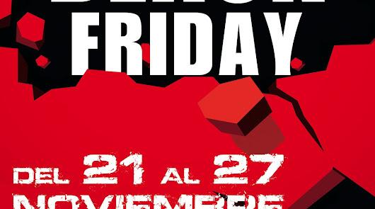 Brico Centro López arranca hoy un 'Black Friday' que se prolongará una semana