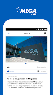 Mega Labs - náhled