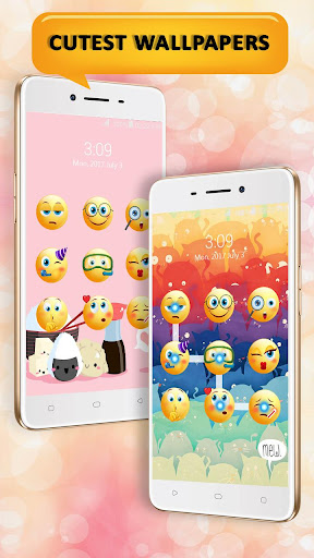 Emoji lock screen pattern 1.2.5 screenshots 24