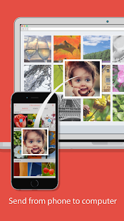 FotoSwipe: File Transfer Share- screenshot thumbnail