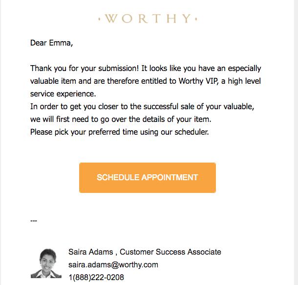 reviews for worthy.com