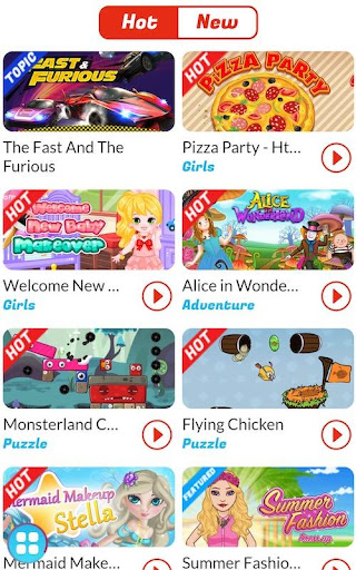Fun Game 3000+ games in App apkdebit screenshots 4