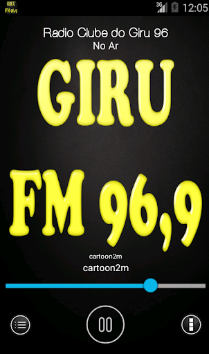 Radio Clube do Giru 96