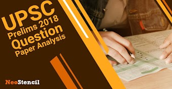 UPSC 2018 Prelims Question Paper Analysis