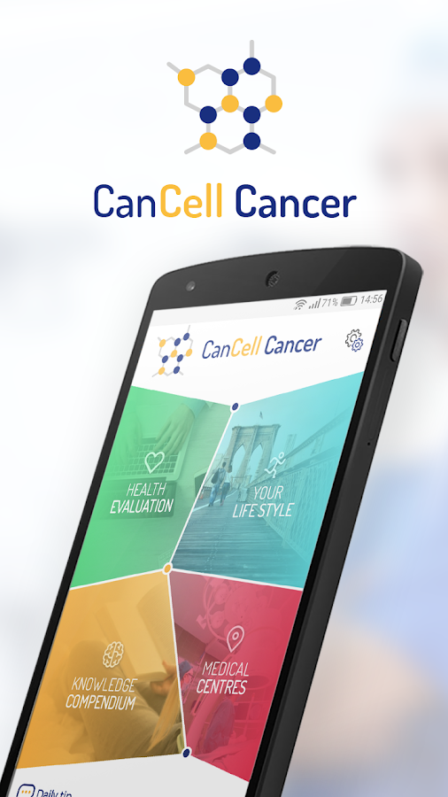 CanCell Cancer- screenshot