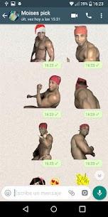 Ricardo Milos Stikers Momazos WAStickerApp memes 5