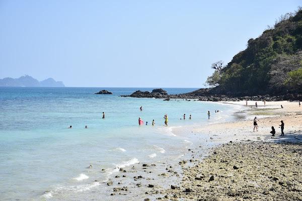 Beach time on Koh Ngai