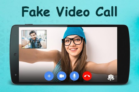 Fake Video Call : Girlfriend FakeTime prank App Download For Android 5