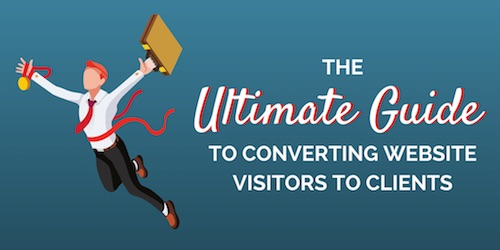 Converting Website Visitors Presentation