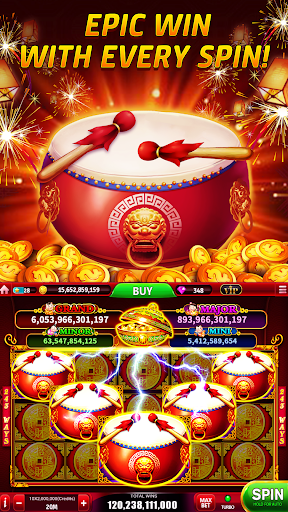 Gold Fortune Casinou2122 - Free Vegas Slots 5.3.0.162 screenshots 7