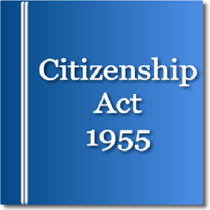 Image result for citizenship act 1955