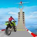 Sky bike stunt 3d | Bike Race – Free Bike Games icon