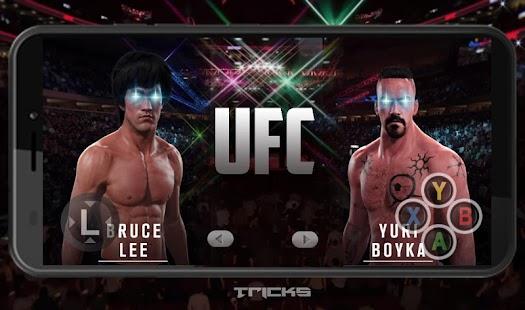 Combat UFC Tricks - náhled