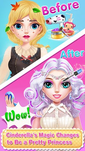 ud83dudc78ud83dudc78Princess Makeup Salon 6 - Magic Fashion Beauty 2.3.5009 screenshots 3