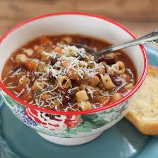 Crock Pot Pasta Soup Recipes.