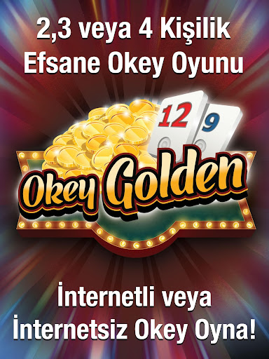 Okey - Play Online & Offline - screenshot