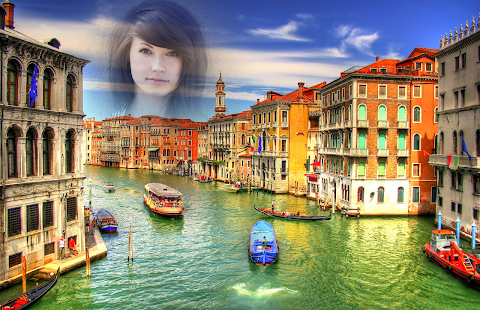 Venice Photo Frames - náhled