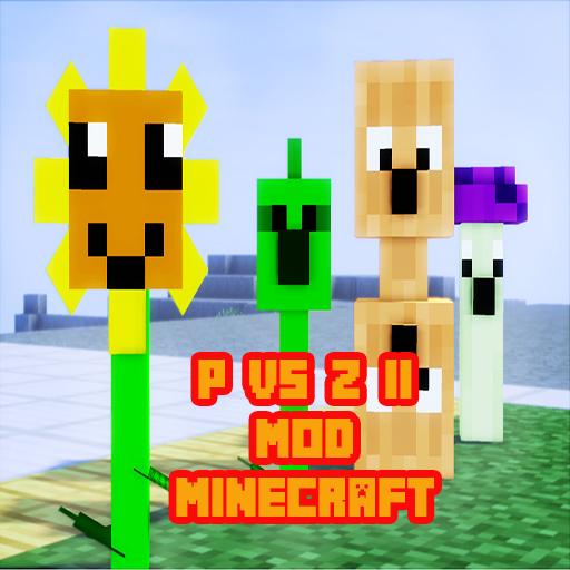 Plant vs 2 Mod Minecraft Pe 棋類遊戲 App LOGO-硬是要APP