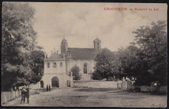 Photo: Chodorow - kosciol