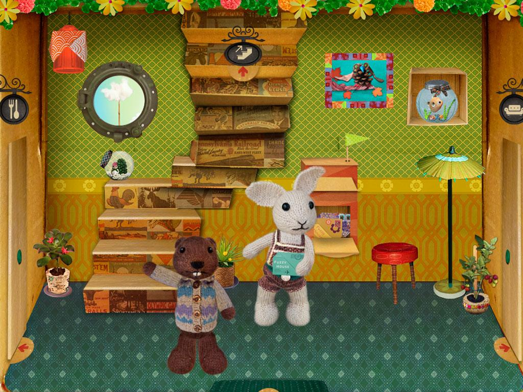 Fuzzy House Premium- screenshot
