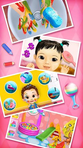 Sweet Baby Girl Daycare 5 - Newborn Nanny Helper  screenshots 7