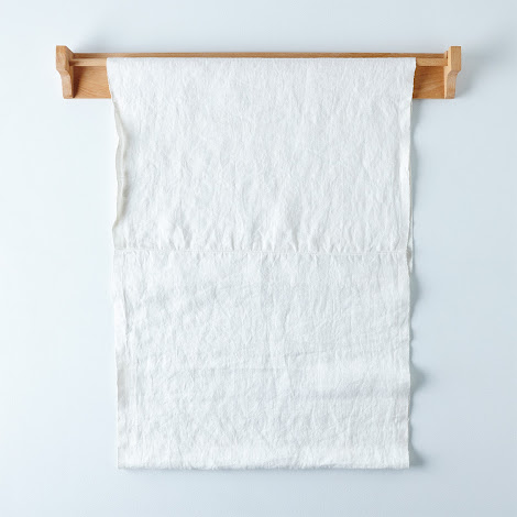 Towel Rack & Infinity Linen