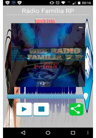 Rádio Família RP