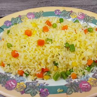 Salted Egg Yolk Fried Rice Recipes