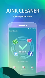 Smart Booster- Memory Booster & Phone Cleaner Screenshot