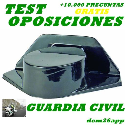 TEST GUARDIA CIVIL 2016 FREE