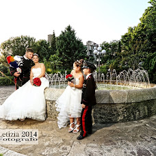 Wedding photographer Claudio Letizia (letizia). Photo of 28.04.2015