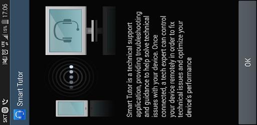 Smart Tutor for SAMSUNG Mobile.
