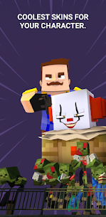 Maps Skins and Mods for Minecraft 3