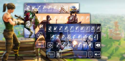 Fortnite Keyboard Battle Royale for PC