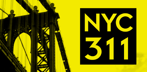NYC 311 Banner