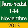Jara y Sedal 144 Noviembr 2013 apk