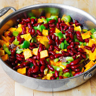 Butternut Squash Red Kidney Beans Recipes.