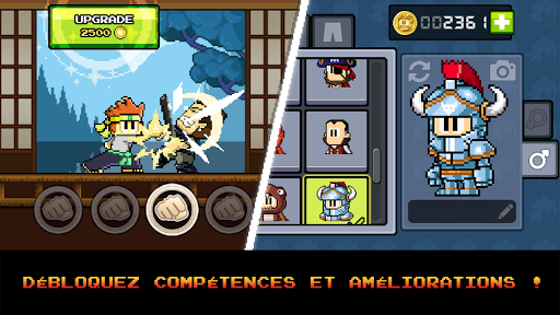 Dan the Man: Action Platformer  captures d'écran 1