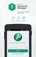 Screenshot of Password Manager