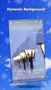 GO Weather Apk – Widget, Theme, Wallpaper, Efficient 2