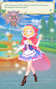 Magical Stories: Fairy Tale Anime Dress Up Girls- screenshot thumbnail