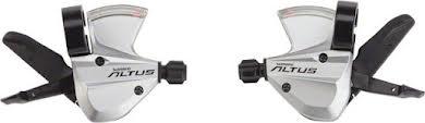 Shimano Altus M370 3x9-Speed Shifter Set alternate image 0
