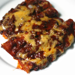 Tex-Mex Cheese Enchiladas With Red Chili Gravy