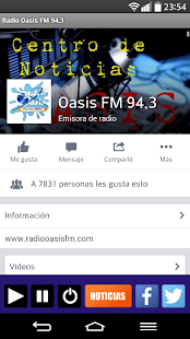 Radio Oasis FM 94.3- screenshot thumbnail