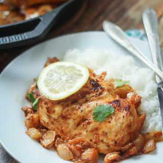 South African Piri-Piri Chicken.