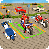 Bike Parking Adventure 3D: Best Parking Games