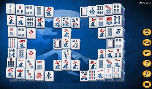 Mahjong Deluxe Free apkpoly screenshots 4